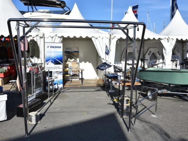 Salon Nautique du Cap d'Agde 2017 Solenox