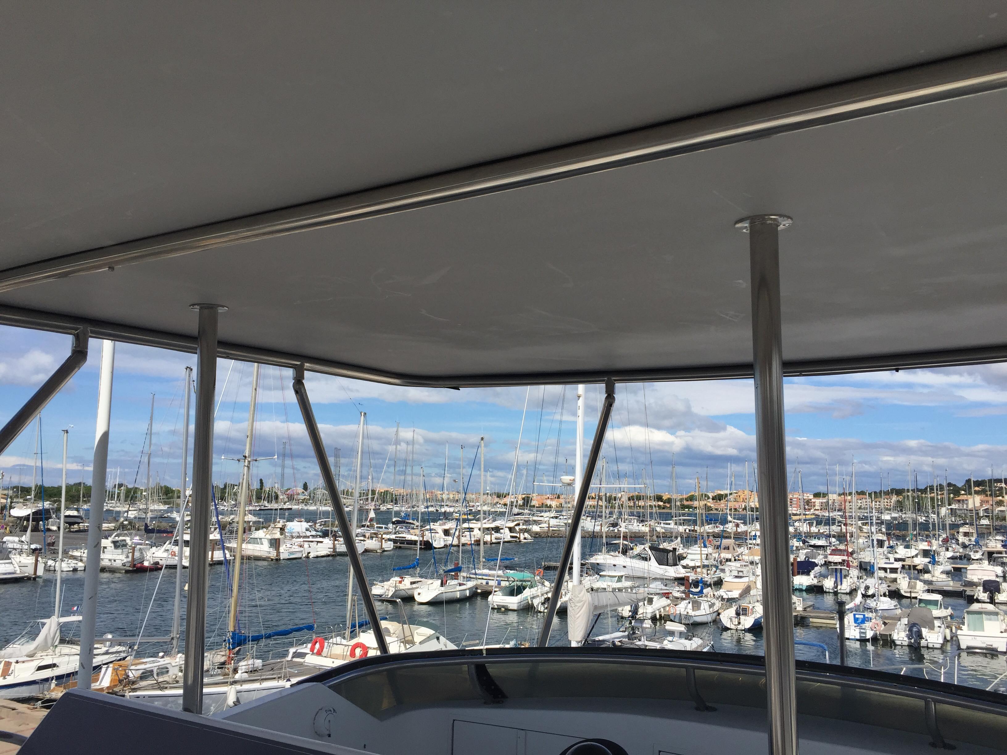 Casquette bateau Antares