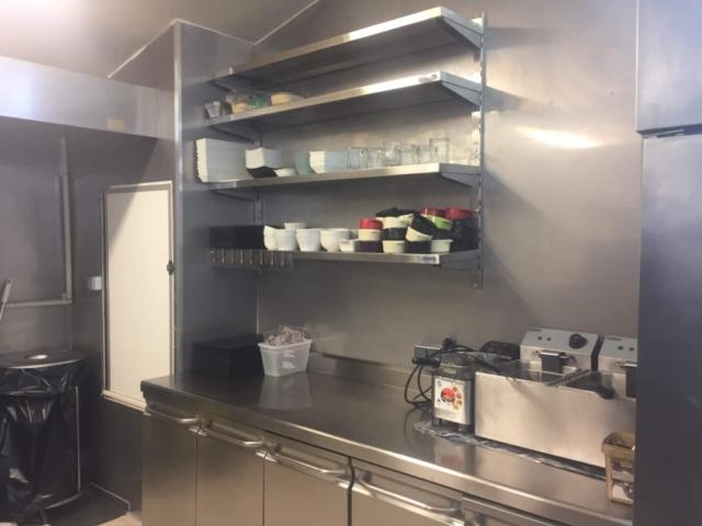 Cuisine inox professionnelle restaurant Solenox